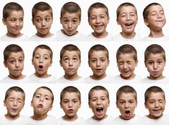 表情 让情绪流淌 应对情绪冲突父母孩子一起成长 父母 孩子 成长 新浪教育  表情
