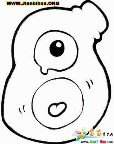 拜年图片表情简笔画表情图片简笔画猴子简笔画图片大全开心的表情