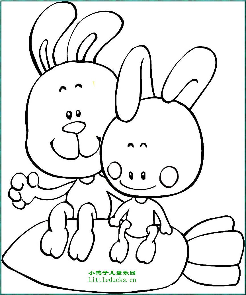表情 动物简笔画大全 小兔子简笔画 小白兔简笔画1动物简笔画 小鸭子儿童乐园  表情