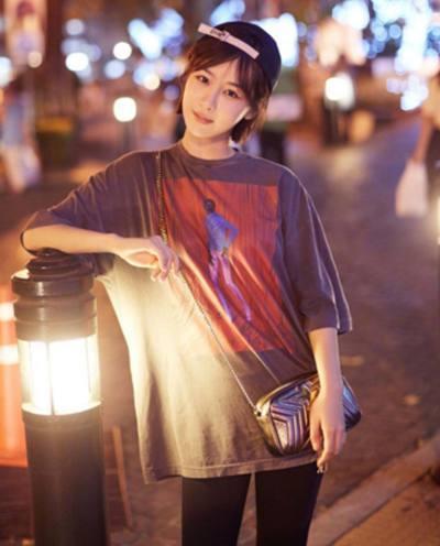 表情 杨紫晒街头美照,张一山曾喊话 为了杨紫可以背叛全世界 新闻 蛋蛋赞 表情