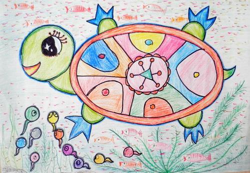 表情 小蝌蚪找妈妈简笔画 小蝌蚪找妈妈图片欣赏 小蝌蚪找妈妈儿童画