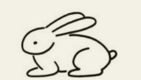 表情 兔子简笔画 腾讯视频 表情
