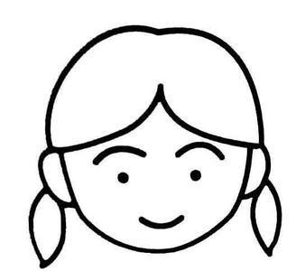 表情 不同表情简笔画图片 18张 表情图片 表白图片网 表情