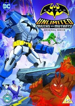 蝙蝠侠无极限:机甲大战变种异煞