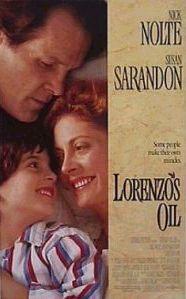罗伦佐的油 (1992)