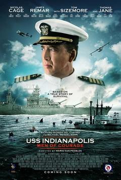 美国印第安纳波利斯号: 勇者无惧