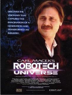卡尔·梅塞克的太空堡垒宇宙