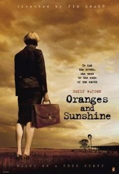 橙子与阳光