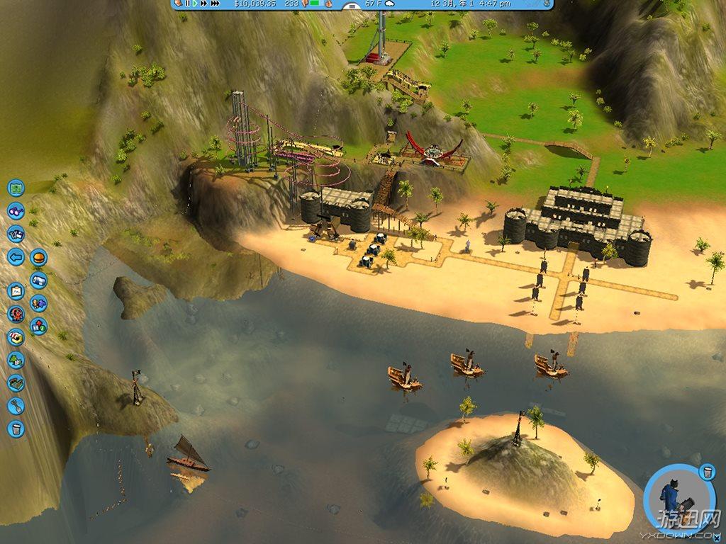 过山车大亨3:水上乐园 野生动物园相关图片