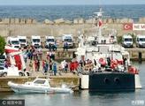 黑海海域发生难民船倾覆事故 至少19人遇难