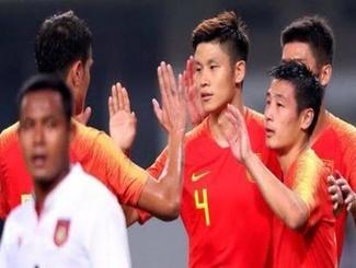 中国男足1-0小胜弱旅缅甸 武磊终结262天的国家队进球荒