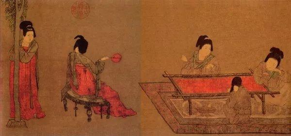 我们翻遍唐朝聊天记录,没有一句话说杨贵妃胖图片