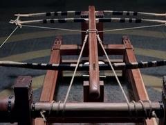 古兵器大揭秘 三弓床弩弩 可以用于攻城