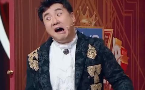 """游戏名场面:华晨宇变""""八爪鱼""""接雨?"""