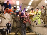 成员乘坐宇宙飞船 刘在石套娃造型萌翻科学家