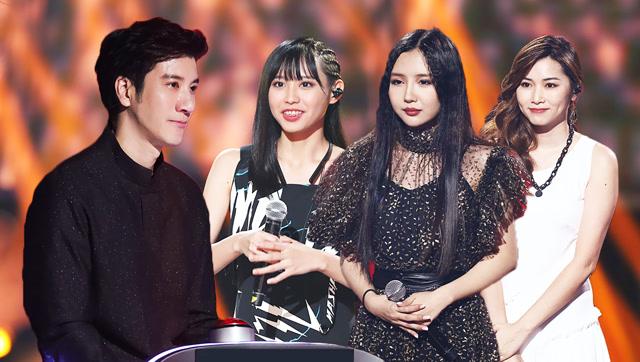 第11期:王力宏李荣浩战队冠军战