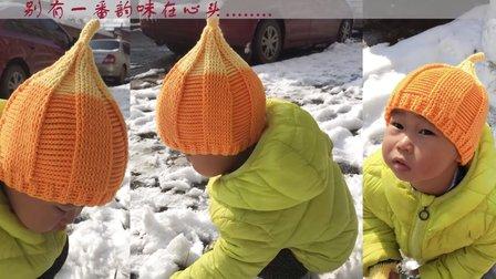 宝宝奶嘴帽子 宝宝帽子织法 109