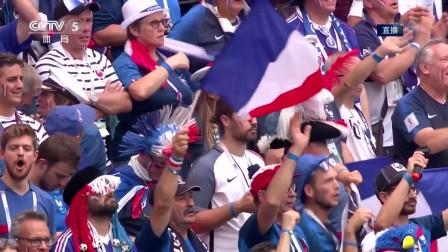 2018世界杯 决赛 法国VS克罗地亚:【录播】博格巴姆巴佩破门 高卢雄鸡再次捧起大力神杯