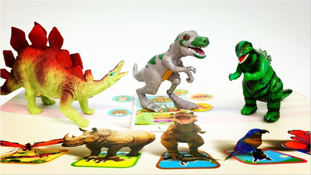 魔法动物园 恐龙霸王龙海龟 海底小纵队