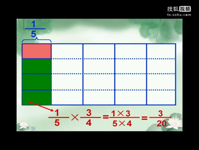 小学四年级数学微课