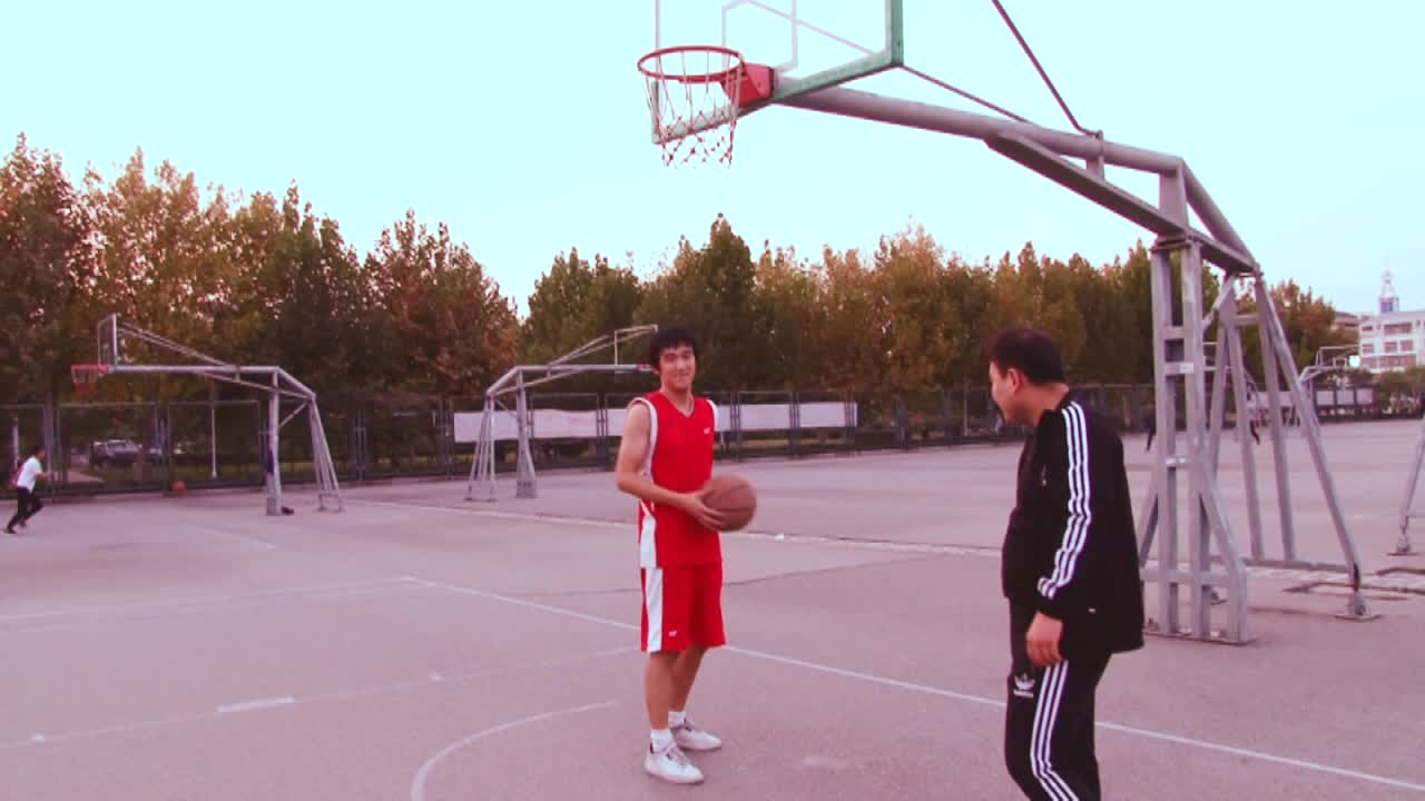 篮球上的炫耀