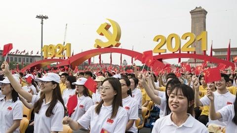100年:党没有辜负中国