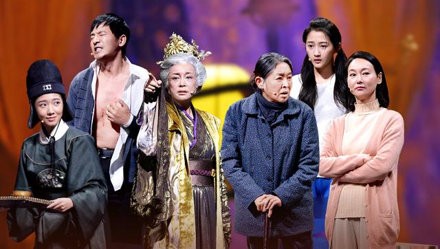 第7期:孟美岐反串助阵刘晓庆