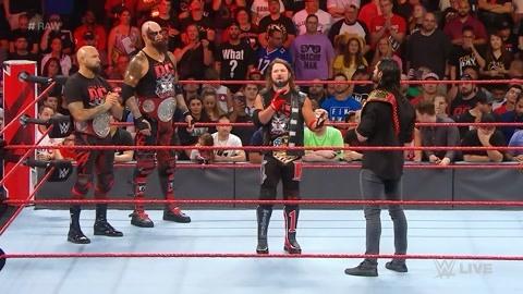 AJ泰三人小分队企图以多打少欺负赛斯