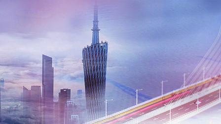 这才是真正的经济大省,从空中俯瞰大美广东