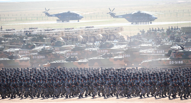三天时间全国动员,16万大军横跨千里!中国速度让世界不敢相信