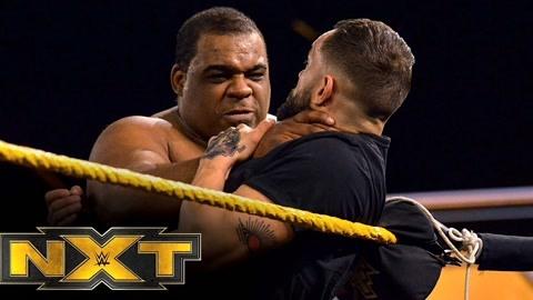 WWE NXT第538期:基斯李统治全场