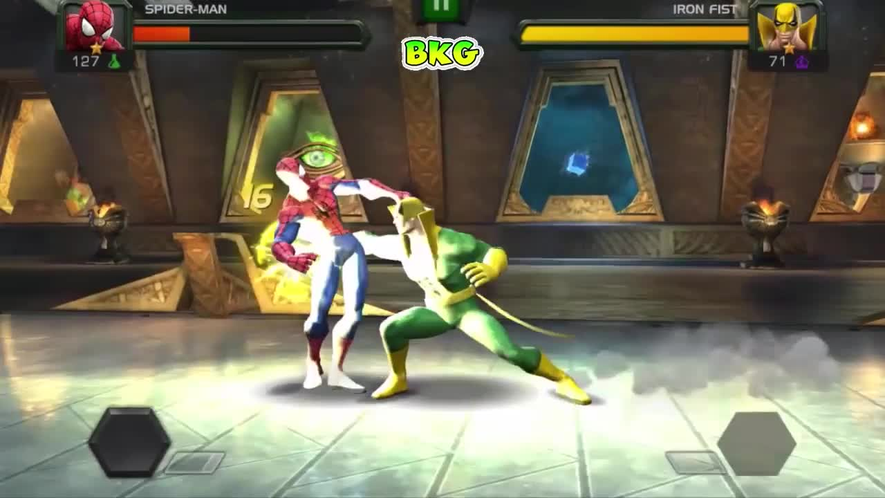 神奇蜘蛛侠VS神奇小子,漫威超级英雄面对超强对手