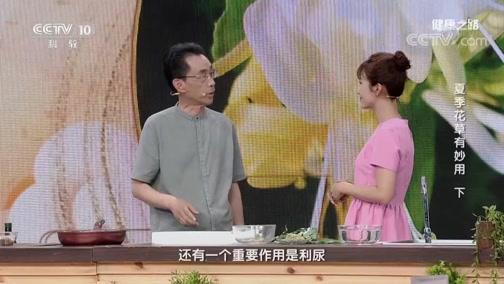 《健康之路》 20190807 夏季花草有妙用(下)