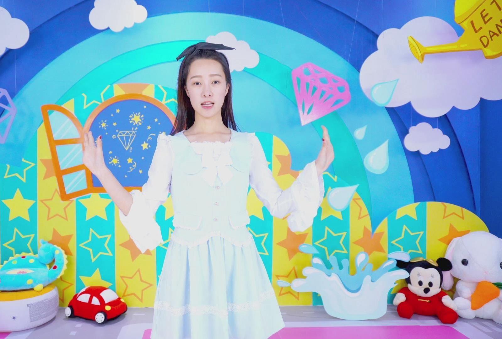 天天练舞功:儿童舞蹈幼儿舞蹈少儿舞蹈《小白兔乖乖》