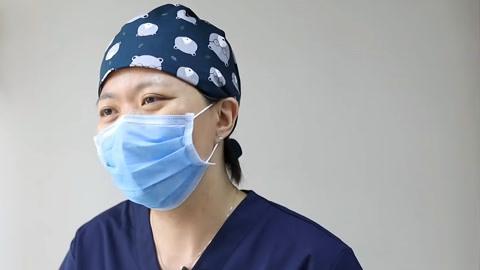 三胞胎早产体内严重缺氧 回访最乐观小患者