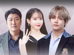 第二百九十一期 IU进军电影圈搭档宋康昊 2021年K-POP三大展望