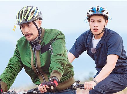 第6期:徐锦江骑行逃跑被抓包