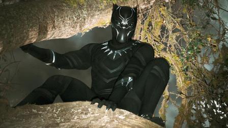谁语聊漫威宇宙新英雄电影《黑豹》观后感