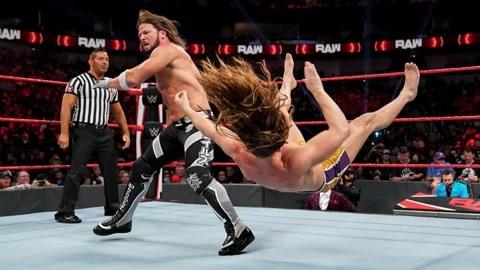 WWE RAW 20210720 第1469期 中文回放