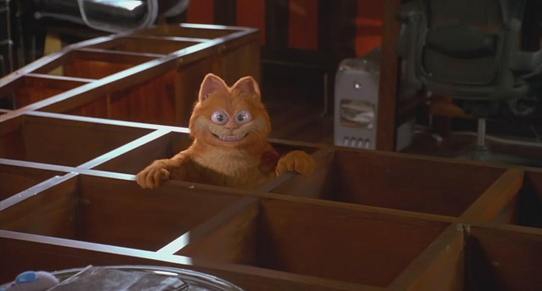 《加菲猫1》全集-高清电影完整版-在线观看-搜狗影视