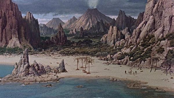 神秘岛(1961)
