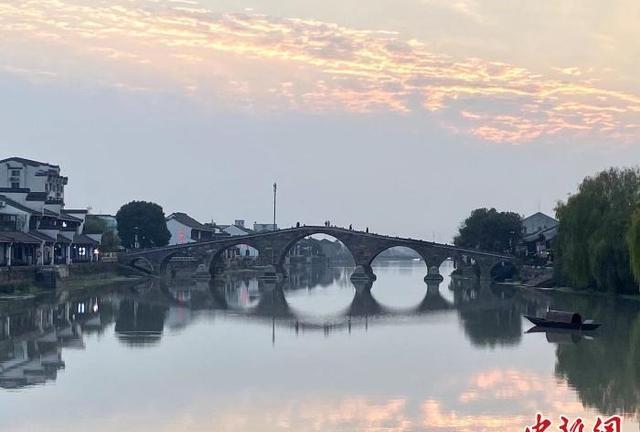 """大運河""""一眼千年"""":看古往風韻煥新生的杭州故事"""