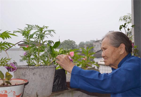 """湖南""""百歲老壽星"""",從清朝活到瞭2020年,一生共生育瞭13個子女"""
