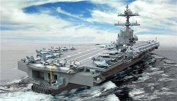 門檻太高還是技術不行?首艘核航母備受關註,中國海軍還要等多久