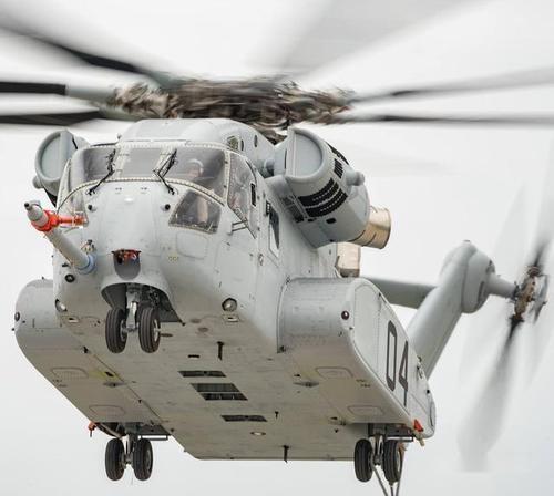 "CH – 53K:""種馬王""重型直升機,單價超過瞭F – 35戰機"