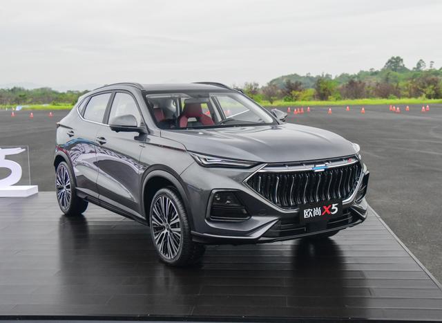 """1.5T成為新""""黃金動力"""",三款國產SUV,最低隻要6萬多"""