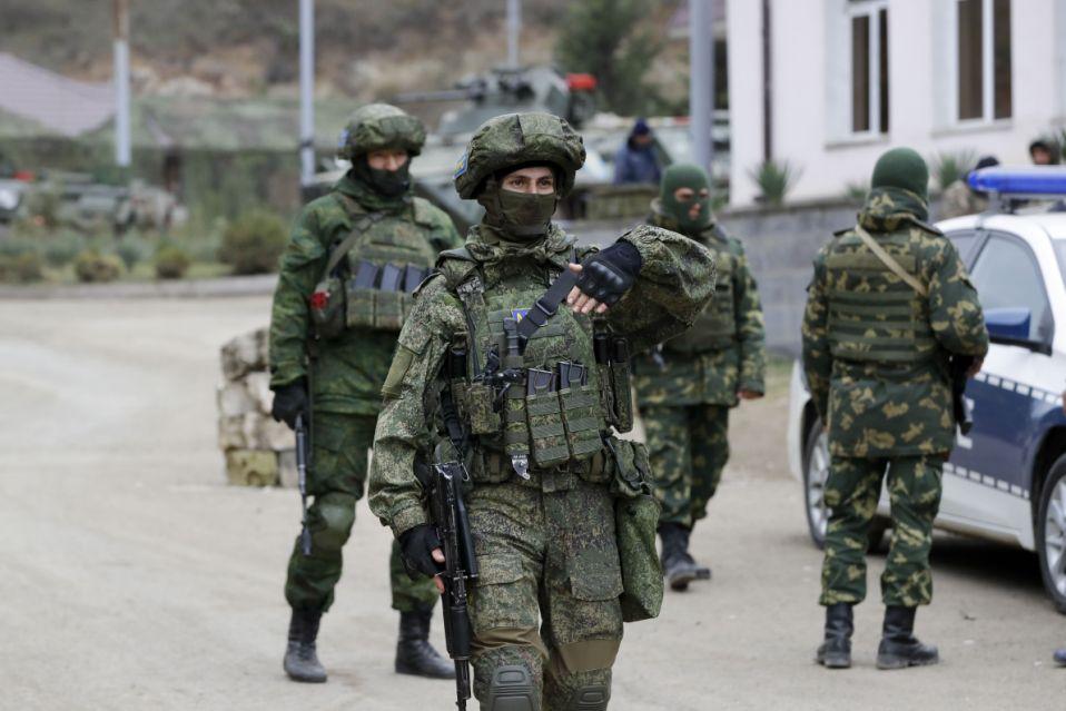 阿塞拜疆想要一鍋端,包圍大批俄軍維和部隊?莫斯科緊急回應