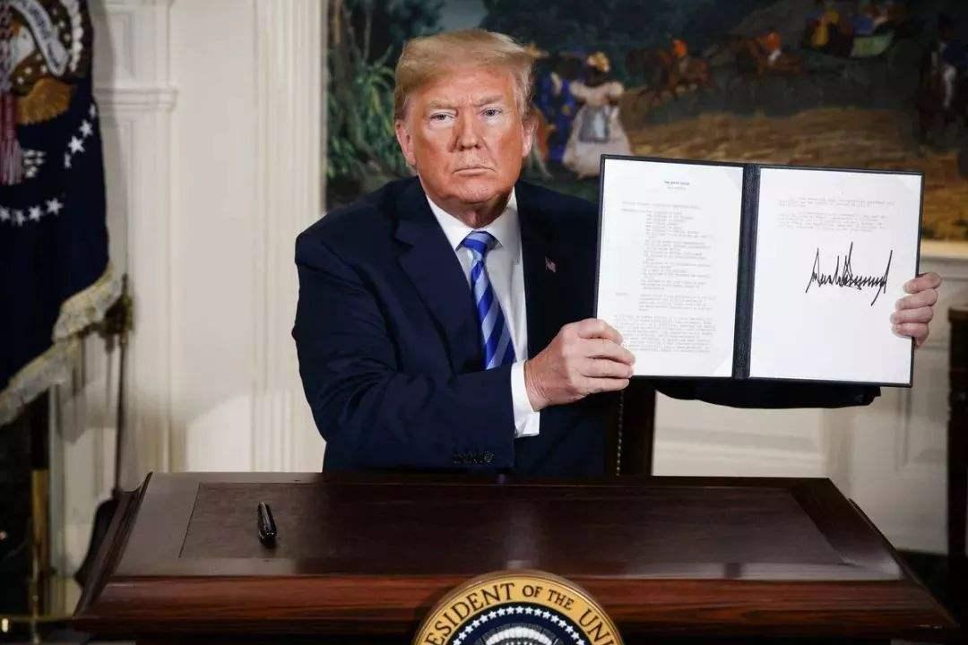 敗選原因曝光瞭?特朗普再創世界紀錄,任內簽3900項制裁