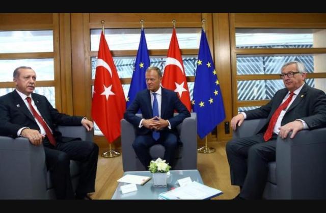至暗時刻!美歐同時出手懲罰土耳其,埃爾多安:我們絕不屈服