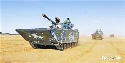 中國海軍陸戰隊正在崛起(一)